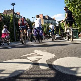 Ausstellung-Klimawandel-Klimaschutz-Fahrradfahrer