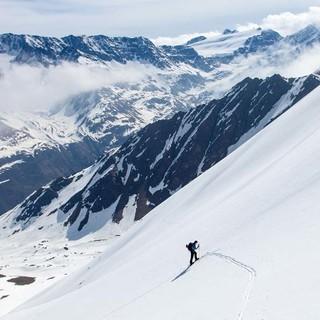 Impressionen: Skitouren im Langtauferer Tal