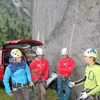 Einführung ins Techno-Klettern