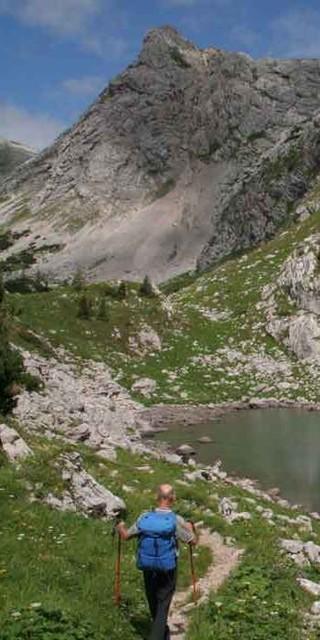 Bergwandern Christine Frühholz