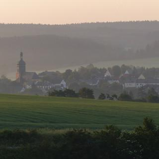 Gemeinde Regnitzlosau. Foto: Rollo Steffens