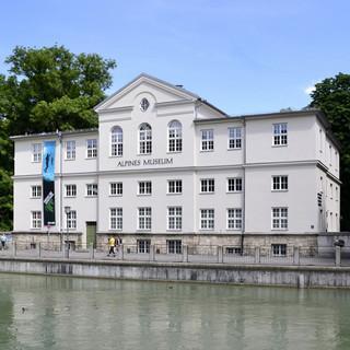 Das Alpine Museum auf der Praterinsel in München © DAV