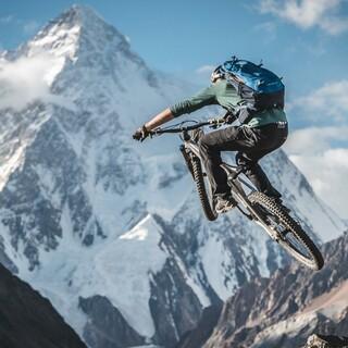 Aus dem Kurzfilm Facing K2, Foto: Martin Bissig