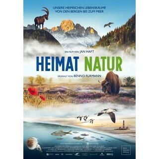 Plakat Heimat Natur