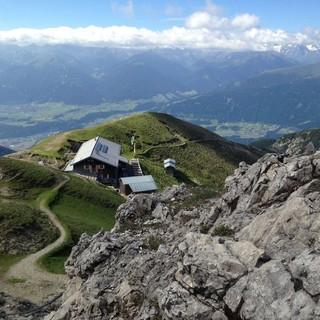 Nördlinger Hütte DAV Miriam Roth