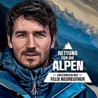 Eine Dokumentation über den Klimawandel in den Alpen. Foto: National Geographic