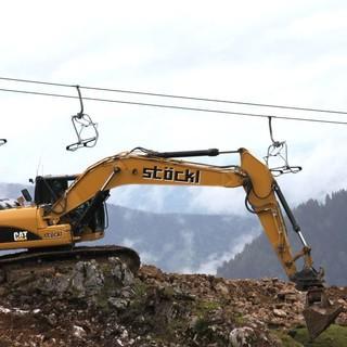 Naturschutzfachliche Stellungnahmen z.B. bei Eingriffen in Skigebieten , Foto: DAV/Reich
