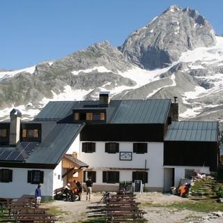 Plauener Hütte Foto Jens Winkelmann