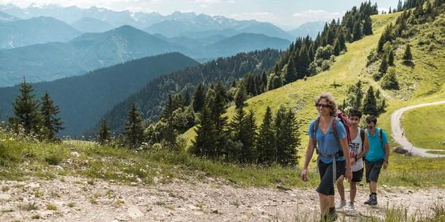 DAV-ALM-Fluechtlingsprojekt-Brauneck-Bergtour-(1)
