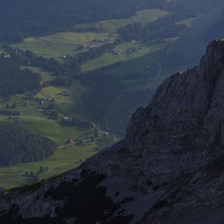 Rechtswirksame Alpine Raumordnungskonzepte können den Erhalt unerschlossener Räume gewährleisten. Foto: Wolfgang Ehn