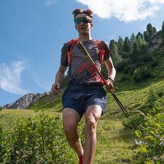 David Sambale (DAV Immenstadt) beim Trailrun in Obertauern (AUT) - Foto: Nils Lang