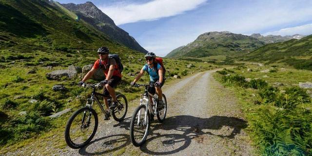 Mountainbike und Naturschutz ist kein Widerspruch, Foto: Wolfgang Ehn