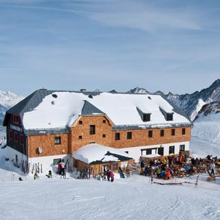 Krefelderhütte, Foto: DAV/ Heinz Braun