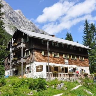 Reintalangerhütte, Foto:Thomas Gesell
