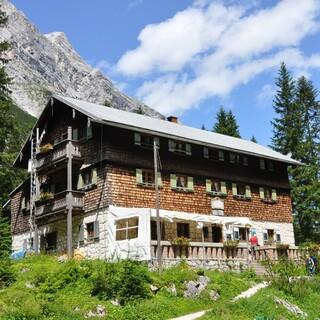Reintalangerhütte, Thomas Gesell