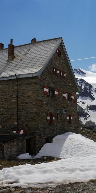 Das Hochwildehaus, Foto: Archiv DAV
