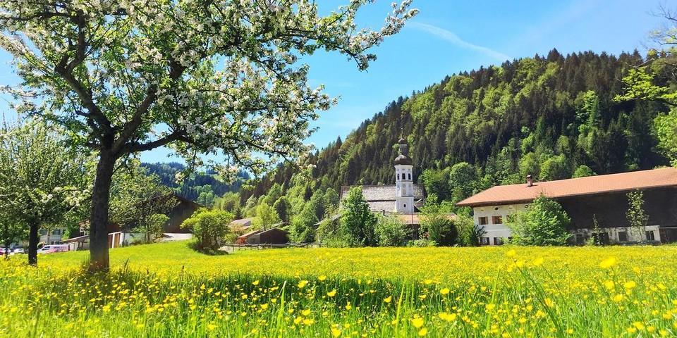 Bergsteigerdorf Sachrang