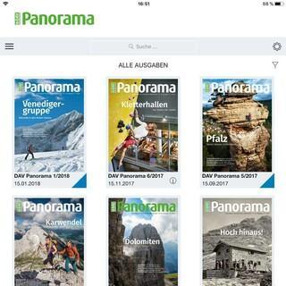 DAV-Panorama-App-2018-Screenshot