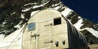 Leo-Spannraft-Biwak in der Glocknerwand, 2000er Jahre. Archiv des DAV, München