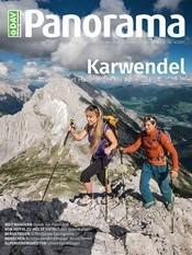 DAV Panorama 4/2017 Karwendel