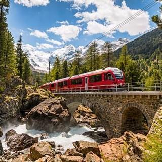 Bahn und Berg Schweiz, Swisstravel