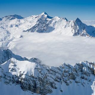 Die Alpen sind überdurchschnittlich stark vom Klimawandel betroffen.