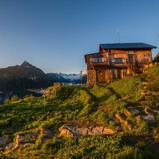 Die Gamshütte, Foto: DAV/ Thomas Rychly