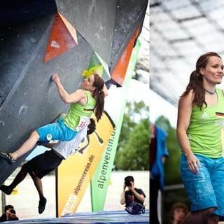 Dorothea Karalus (Platz 20). Foto: Marko Kost