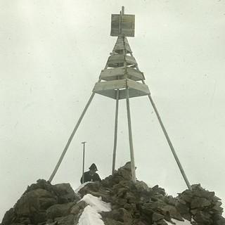 Auf dem Botzer Gipfel. Archiv des DAV, München