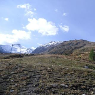 Das aufgelassene Skigebiet Maseben. Foto: AVS