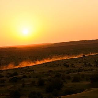 Auch landschaftlich lohnt sich ein Besuch der Wüsten im Iran. Foto: Phillip Pichlbauer