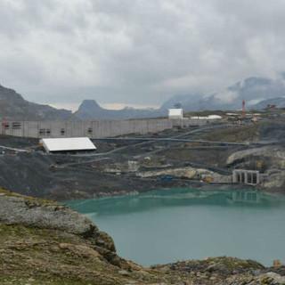 Wasserkraft am Muttsee