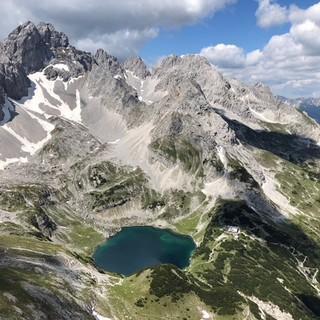 Coburgerhütte (1.920 m) Photocredit: Antje Habermann