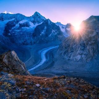berglandschaft  hochtour dav werkstatt