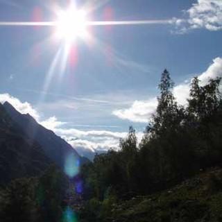 Sonne pur - auch in den Bergen, Foto: Archiv DAV