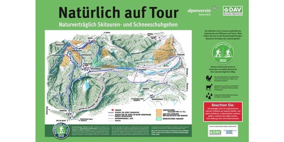 Dürrnbachhorn Westseite, Winklmoosalm, Steinplatte