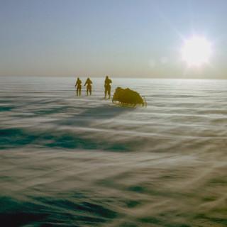Myrtle Simpson - A life on ice. Foto: Hugh Simpson