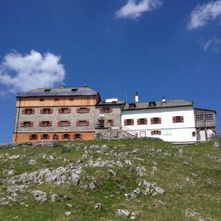 Watzmannhaus Foto: Gesell