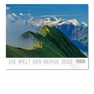 DAV Shop Filler Kalender 2022