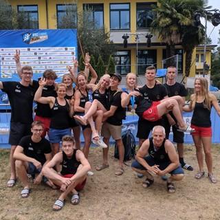 Das DAV-Team für Arco. Foto: DAV/Fritze Kops