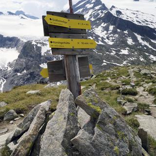 Herausforderung Wegenetz - Foto: ÖAV/Melcher