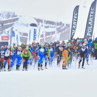 Massenstart Skibergsteigen Info