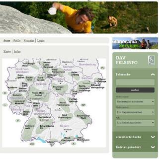 DAV-Felsinfo.de - DIE Informationsquelle zum naturverträglichen Klettern.