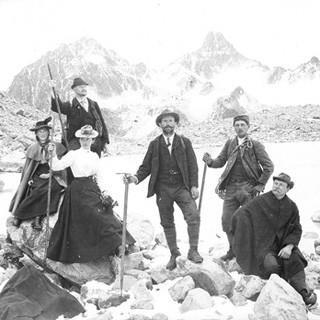Bergpodcast Pionierinnen