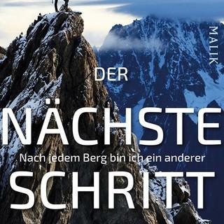 """""""Der nächste Schritt""""-Buchcover, Foto: Piper Verlag"""