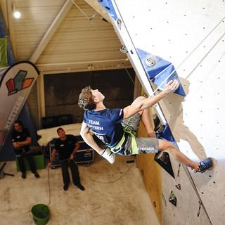 Zweiter in der Tageswertung, Erster im Gesamtranking und damit Deutscher Jugendmeister: Philipp Kuczora