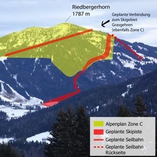 Riedbergerhorn ZoneC