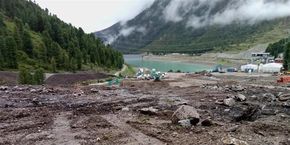 Baubeginn für das Pumpspeicherkraftwerk im Längental, Foto: Michael Reischer