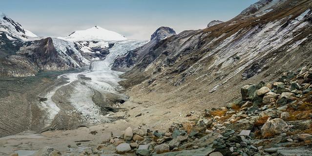 2100 wird es in den Alpen keine Gletscher mehr geben. Foto: Tobias Hipp
