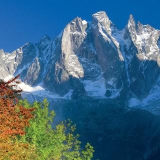 "DAV-Kalender ""Welt der Berge"" 2017 - Oktober"